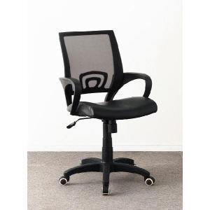 フラミンゴチェアー(ブラック)KRO-23342 イス・椅子・パソコンチェア|hobby-life-japan