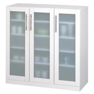 カトレア食器棚(90-90)KRO-23464|hobby-life-japan