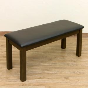 ダイニングベンチ(ブラウン色) VGL-24BR|hobby-life-japan