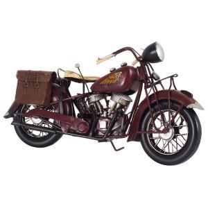 ブリキのおもちゃ B-バイク04(JLM4028-RS) SIO-B-BAIKU-04|hobby-life-japan