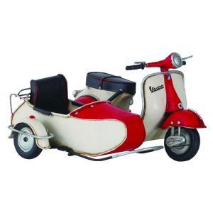 ブリキのおもちゃ B-バイク06(JLM3443-RW) SIO-B-BAIKU-06|hobby-life-japan