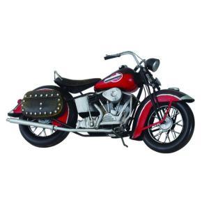 ブリキのおもちゃ B-バイク08(JLM4040-RBK) SIO-B-BAIKU-08|hobby-life-japan