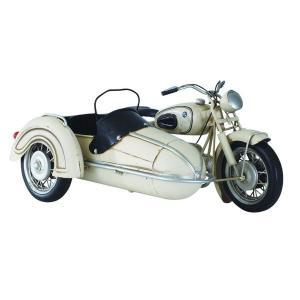 ブリキのおもちゃ B-バイク09(JLM4092-W) SIO-B-BAIKU-09|hobby-life-japan