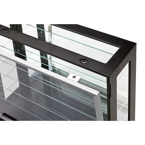 棚ガラス タミヤコレクションケース カルトーネTMS-880 追加用  hobby-life-japan