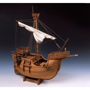 1/30 カタロニア船 UDJ-F-CATALANSHIP-30 ウッディジョーの木製模型レーザーカット加工|hobby-life-japan