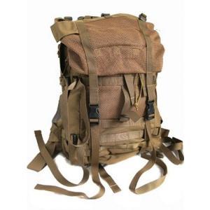 登山やアウトドアバッグで有名なkarrimor社がイギリス軍に納入していた放出品です。 ECM=電子...
