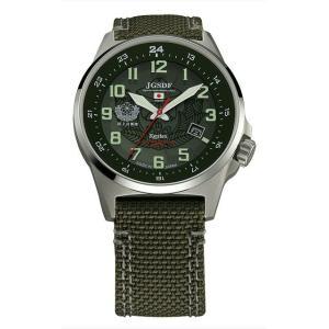 ケンテックス自衛隊腕時計ソーラースタンダードモデルS715M-01正規品J-SOLAR Kentex...