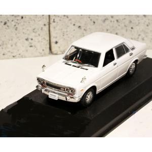 ダットサン ブルーバード 1600 SSS 1969 ホワイト|hobby-road