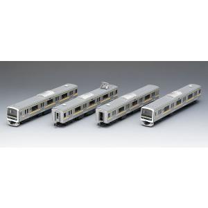 ★98629「 JR 209-2100系通勤電車(房総色・4両編成)セット 」 TOMIX