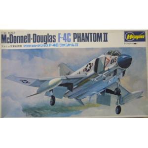 【中古品】ハセガワ 1/90 マクダネルダグラス F-4C ファントムIIの画像