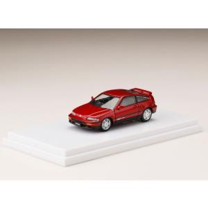 Honda CR-X SiR (EF8) Red Pearl|hobby-road