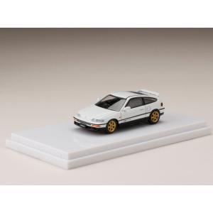 Honda CR-X SiR (EF8) / カスタムバージョン White|hobby-road