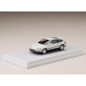 Honda CR-X SiR (EF8) White|hobby-road