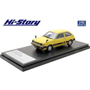 MITSUBISHI MIRAGE 1600GT (1979) サンマリノイエロー|hobby-road