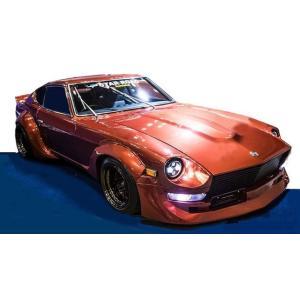 イグニッションモデル 1/18 ニッサン フェアレディZ (S30) STAR ROAD Red Metallic hobby-road
