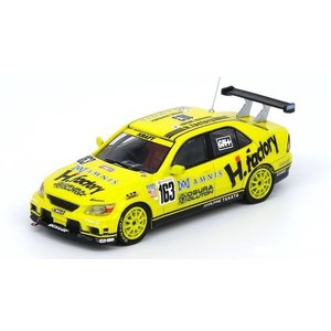 アルテッツァ スーパー耐久 2002 `H factory` #163|hobby-road
