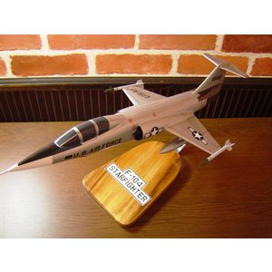 1/32  F−104 STAR FIGHTER(ロッキード) 模型飛行機 戦闘機 ソリッドモデル hobby-shop-ks