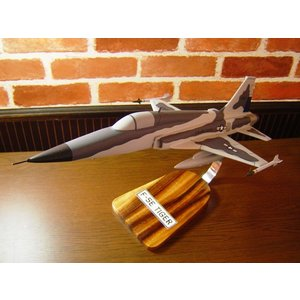1/34 F−5E FREEDOM FIGHTER(ノースロップ) 模型飛行機 戦闘機 ソリッドモデル  hobby-shop-ks