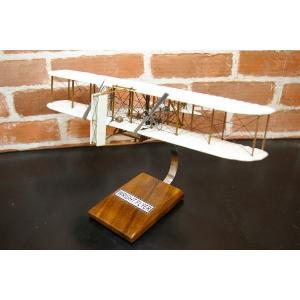 1/32 WRIGHT BROTHER'S FLYER I  ライト兄弟  ライトフライヤー1号機  模型飛行機 (世界初の航空機) ソリッドモデル|hobby-shop-ks
