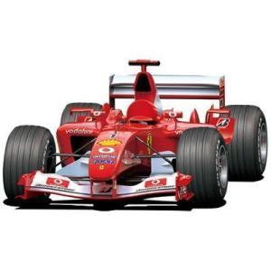 フジミ 1/20 フェラーリF2003-GA (日本/イタリア/モナコ/スペインGP) スケールモデル GP-23|hobby-shoppine