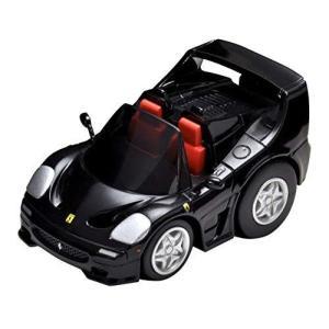チョロQ zero Z-70b フェラーリF50 黒 オープン 完成品|hobby-shoppine