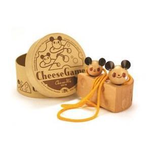 チーズゲーム 知恵の輪 アイアップ|hobby-zone-ol