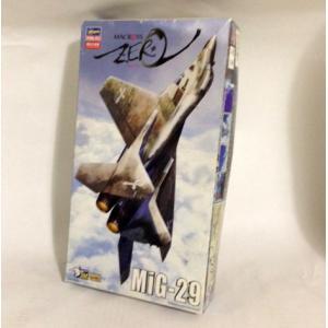 "MACROSS ZERO ""マクロスゼロ"" MiG-29 限定生産版(箱難品) ハセガワ スケールモデル プラモデル|hobby-zone-ol"