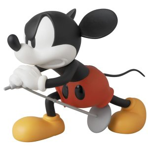 VINYL COLLECTIBLE DOLLS VCD No.223 ミッキーマウス Hardrock Ver. メディコム・トイ|hobby-zone-ol