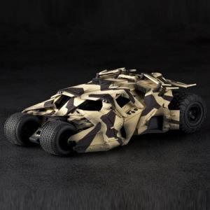 特撮リボルテック バットマン No.043EX バットモービル タンブラー カモフラージュVer. 海洋堂|hobby-zone-ol