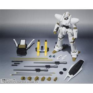 ROBOT魂 〈SIDE HM〉 重戦機エルガイム エルガイム(スパイラル・ブースターセット) バンダイ hobby-zone-ol 03