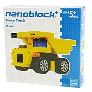 nanoblock+ ダンプカー  カワダ|hobby-zone-ol