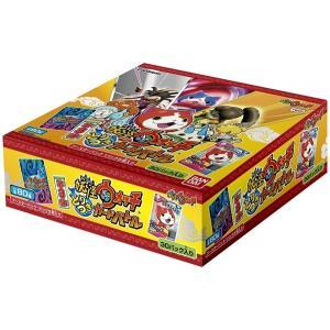 妖怪ウォッチ とりつきカードバトル  第3弾 ブースターパック 1BOX(30パック入り) バンダイ|hobby-zone-ol