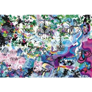 ホラグチカヨ 深海の楽園(47-708) アポロ 1053スーパースモールピースピース ジグソーパズル|hobby-zone-pz