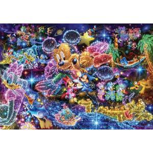 ステンドアート ディズニー 星空に願いを・・・(DS-1000-771)1000ピース テンヨー|hobby-zone-pz
