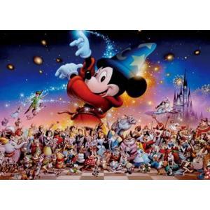ディズニー ミッキー&フレンズ Mickey's Party party(スペシャルアートコレクション)(D1000-431) テンヨー 1000ピース|hobby-zone-pz