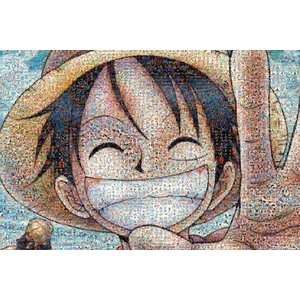ONE PIECE ワンピース モザイクアート(1000-330)1000ピース エンスカイ ジグソーパズル|hobby-zone-pz