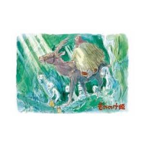 スタジオジブリ イメージアートシリーズ もののけ姫 深き森の中を(108-279)エンスカイ 108ピース ジグソーパズル|hobby-zone-pz