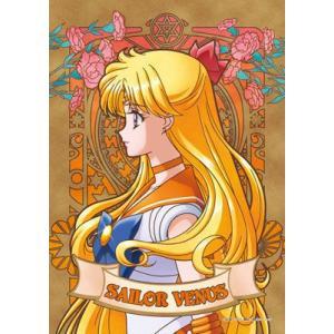 アートクリスタルジグソー 美少女戦士セーラームーン SAILOR VENUS(208-AC07)エンスカイ 208ピース|hobby-zone-pz