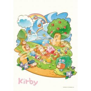 星のカービィ  ピクニック(108-592)108ピース エンスカイ|hobby-zone-pz