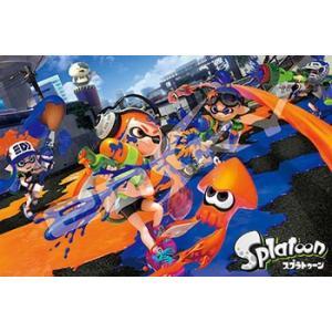 Splatoon(スプラトゥーン) Splatoon(1000-558)1000ピース エンスカイ|hobby-zone-pz