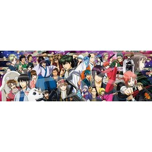 銀魂 みんな大集合だコノヤロー!!(950-46)950ピース エンスカイ【10月予約】 hobby-zone-pz