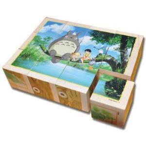 スタジオジブリ となりのトトロ 木の絵あわせ エンスカイ 12ピース|hobby-zone-pz