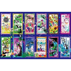 ホラグチカヨ それぞれの物語(11-484)エポック 1000ピース|hobby-zone-pz