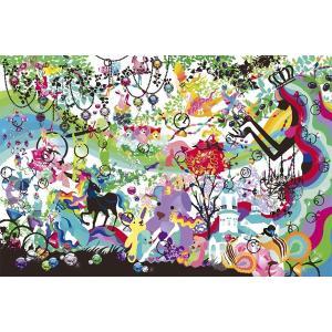 ホラグチカヨ キミを見守る優しい輝き(11-515)エポック 1000ピース|hobby-zone-pz