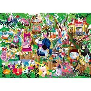 ホラグチカヨ 猫の王国は今日もにぎやか(29-202)1000ベリースモールピース エポック|hobby-zone-pz