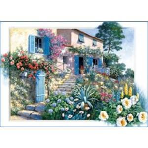 ペターモッツ 花の階段を上がって・・・(54-203)2000スーパースモールピース エポック|hobby-zone-pz
