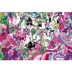 ホラグチカヨ 眠り姫の夢(76-004) エポック 2542スーパースモールピースピース ジグソーパズル|hobby-zone-pz