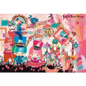ホラグチカヨ コラボレーションアート キキとララのくるみ割り人形(93-088)ビバリー 300ピース|hobby-zone-pz