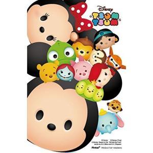 クリアスタンドパズル ディズニー ツムツム-みんなで- (2500-21)132ピース やのまん|hobby-zone-pz