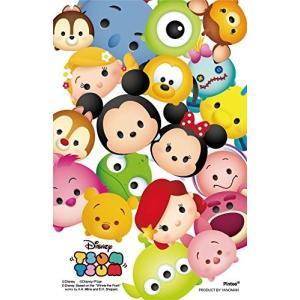 クリアスタンドパズル ディズニー ツムツム-あつまれ- (2500-22)132ピース やのまん|hobby-zone-pz